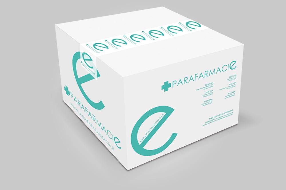 Parafarmacie: marchio e immagine coordinata