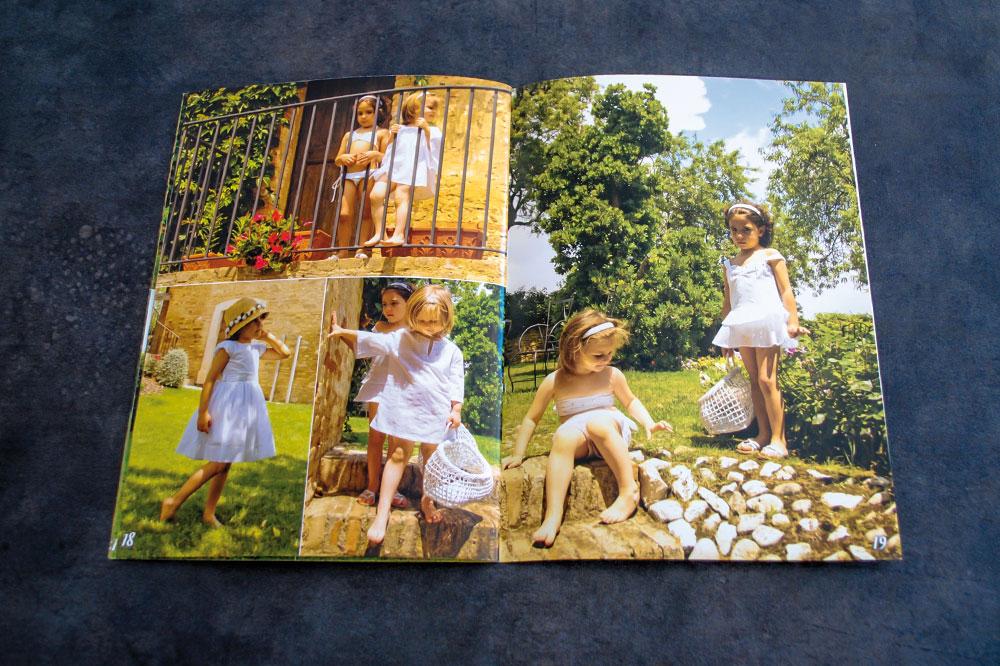 Piccolaludo: servizio fotografico e catalogo collezione 2012