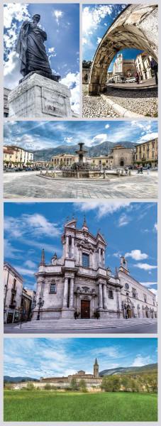 Servizio fotografico per la città di Sulmona