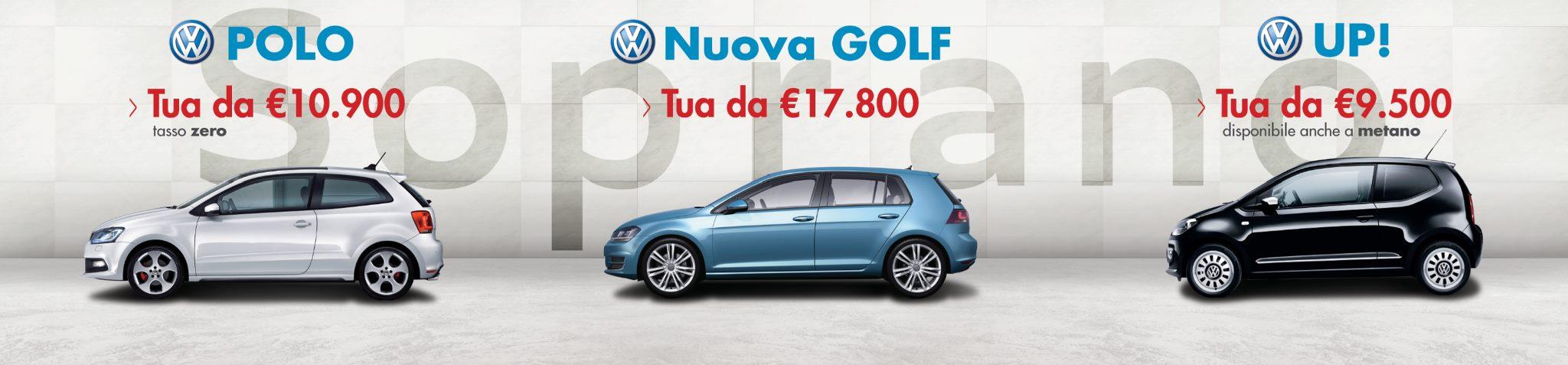 Soprano Auto: campagna commerciale invernale 2012/2013