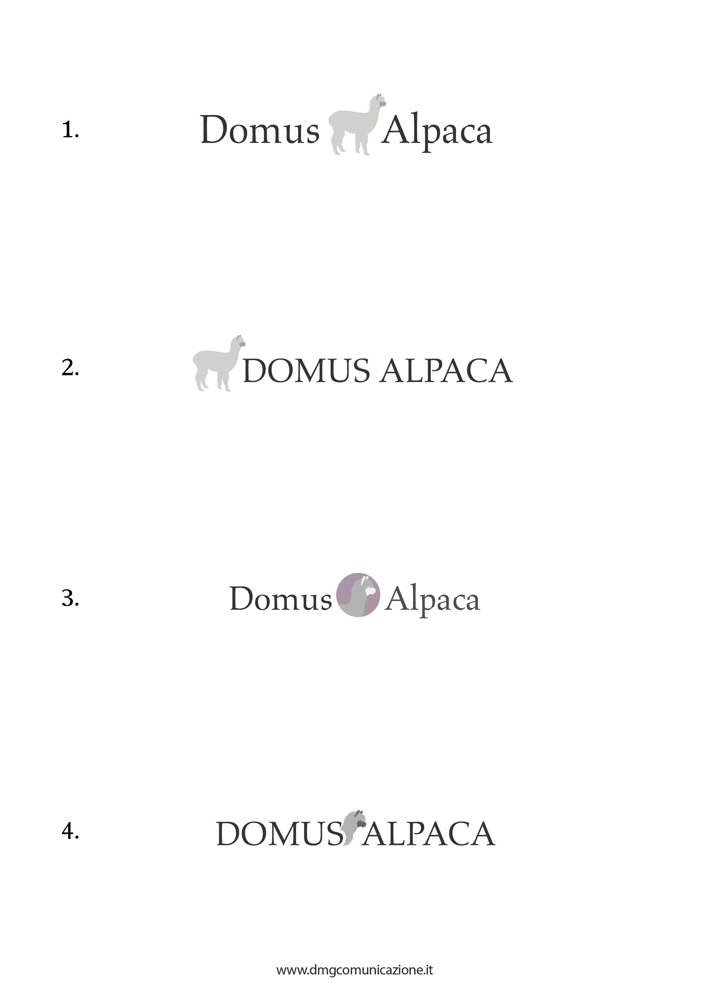 Domus Alpaca: rebranding