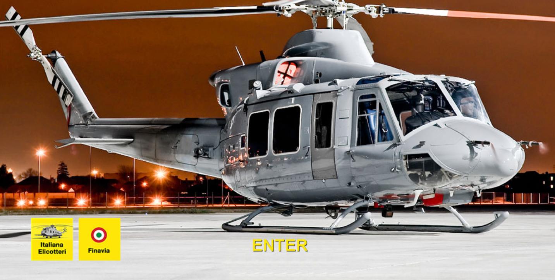 Italiana Elicotteri: sito web