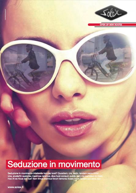 Solex: campagna seduzione