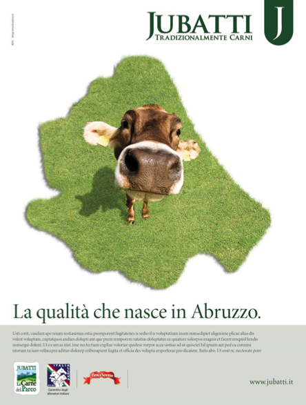 Jubatti: campagna pubblicitaria 2013
