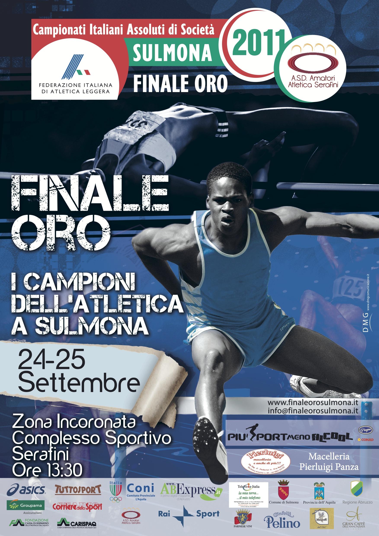A3 Finale A Oro 2011