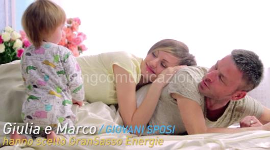 Spot video GranSasso Energie