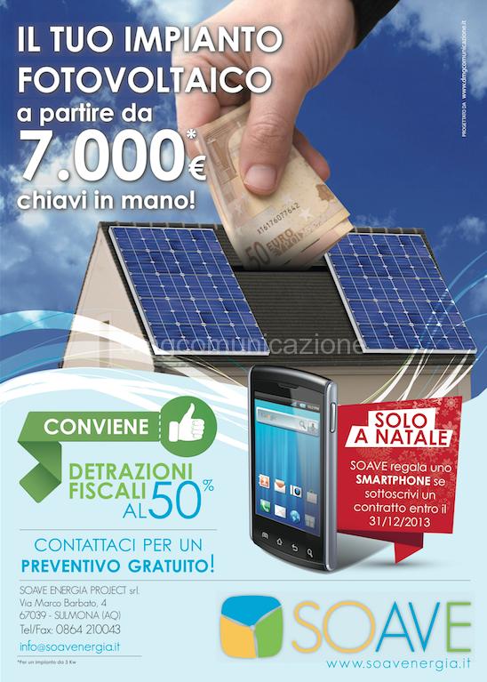 Promozione Fotovoltaico