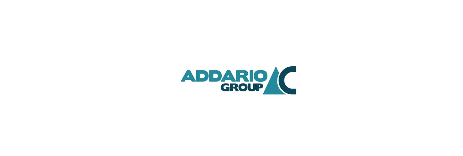 Addario Group: restyling logo e corporate image