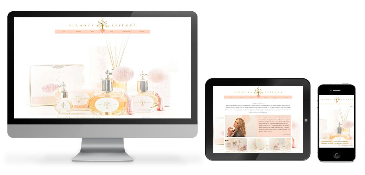 Sulmona Essenza: nuovo sito web