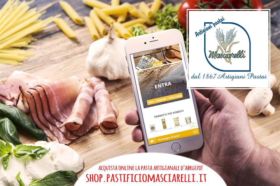 vendita pasta online