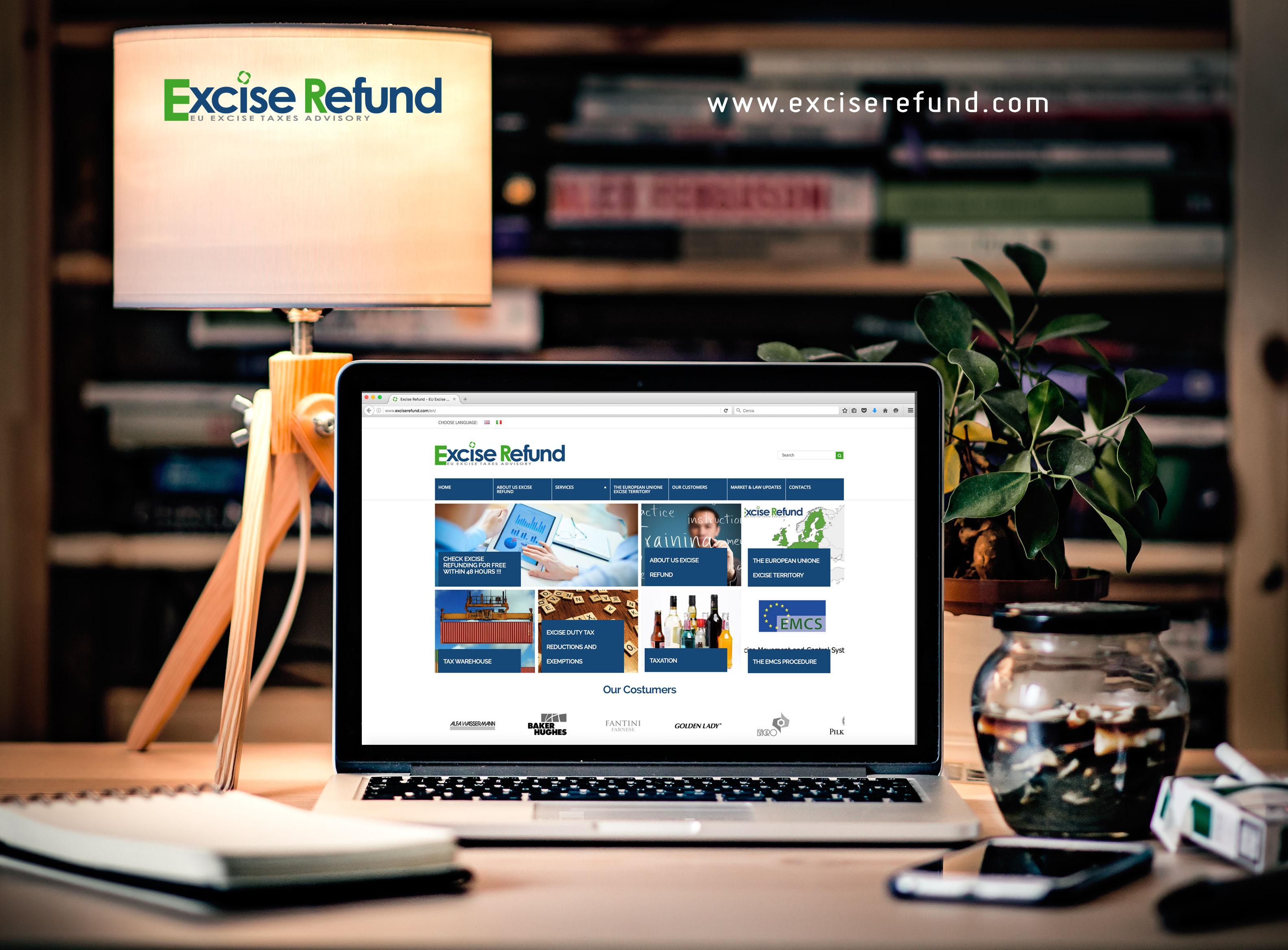 excise refund advisory exxport in ue