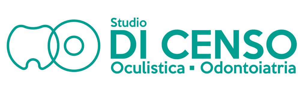 logo studio medico di censo oculistica odontoiatria - sulmona, castel di sangro, scafa